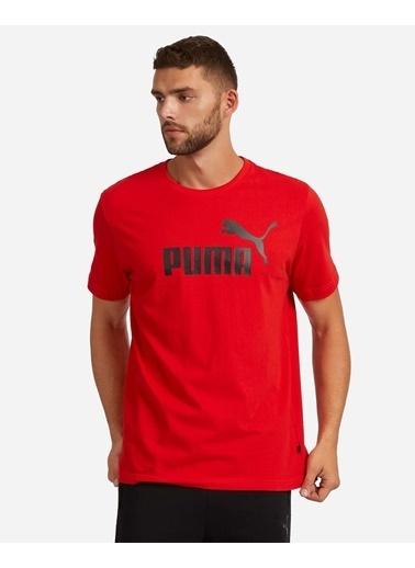 Puma Tişört Kırmızı